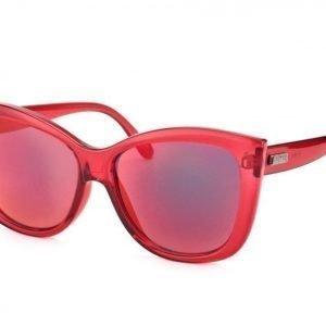 Le Specs LS Hatter-scarlet red aurinkolasit