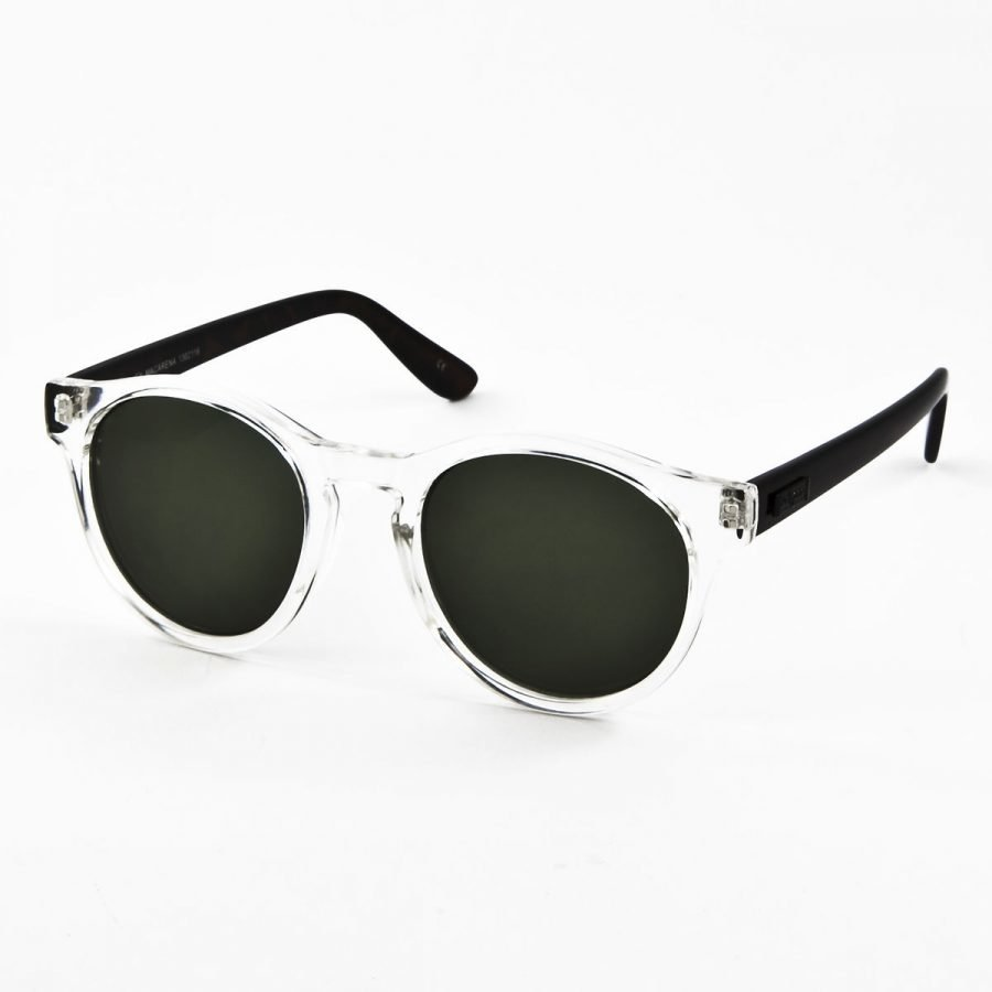 Le Specs LS Hey Macarena-clear tortoise aurinkolasit