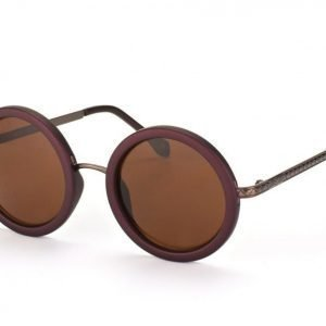 Le Specs LS Ziggy-Bordeaux Copper Brown aurinkolasit