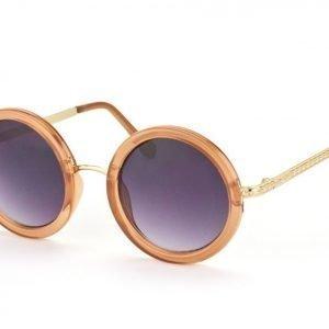 Le Specs LS Ziggy-spicegold warm smoke aurinkolasit