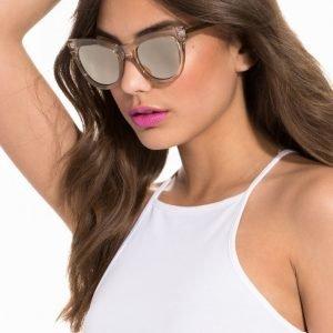 Le Specs Le Debutante Aurinkolasit Gold / Sand