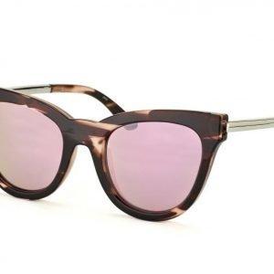 Le Specs Le Debutante Rose Haze aurinkolasit