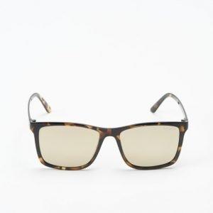 Le Specs Master Tamers Coal Tortoise Gold Lens aurinkolasit