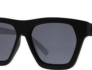 Le Specs New Wave-Black Rubber aurinkolasit