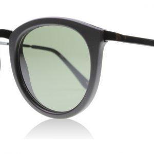 Le Specs No Smirking LSP1502098 Musta Aurinkolasit