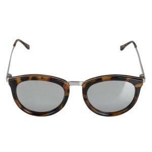 Le Specs No Smirking Tortoise aurinkolasit