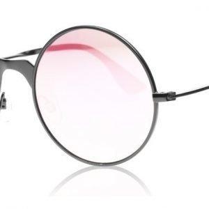 Le Specs Poolside Punk 1502119 Musta Aurinkolasit