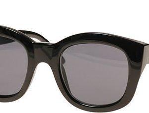 Le Specs Runaways Black aurinkolasit