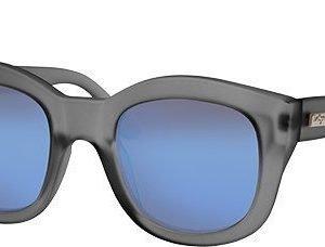 Le Specs Runaways Matte grey aurinkolasit