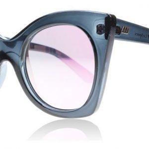 Le Specs Savanna 1602131 Sininen-harmaa Aurinkolasit