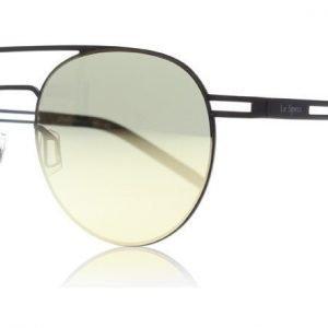Le Specs Spartan 1602143 Matta musta Aurinkolasit