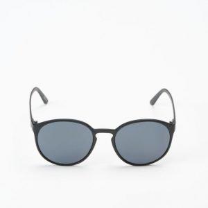 Le Specs Swizzle Matte Black Smoke Lens aurinkolasit