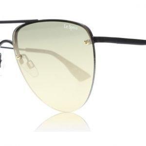 Le Specs The Prince 1602140 Musta Aurinkolasit