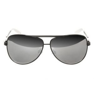 Le Specs Thunderbird Black aurinkolasit