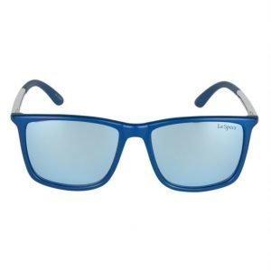 Le Specs Tweedledum Azure Blue /Ice Mirror aurinkolasit