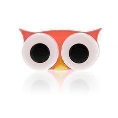 LensWay Lens Case Owl Red