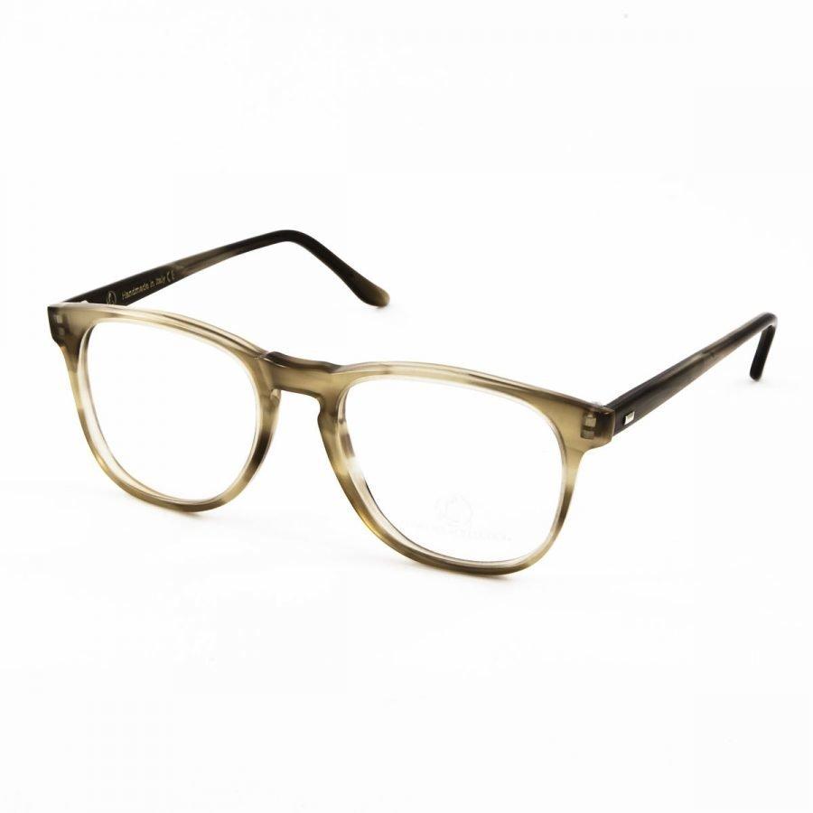 Lunettes Kollektion LK Pao-olive amber silmälasit