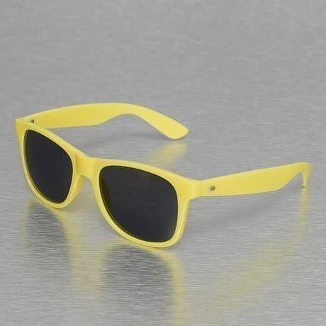 MSTRDS Aurinkolasit Keltainen