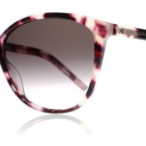 Marc Jacobs Marc 69S 69S U1Z Pinkki havanna Aurinkolasit