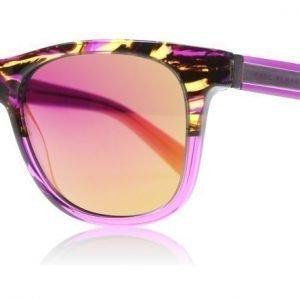 Marc by Marc Jacobs 360NS LKE Havanna-pinkki-kristalli Aurinkolasit