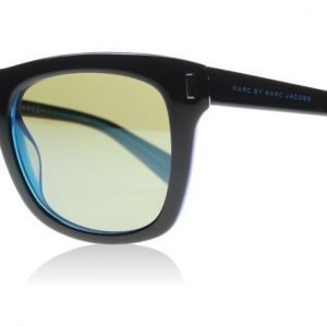 Marc by Marc Jacobs 432S 7ZR Musta-sininen Aurinkolasit