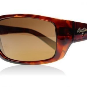 Maui Jim Wassup H123-10 Tummanruskea Aurinkolasit