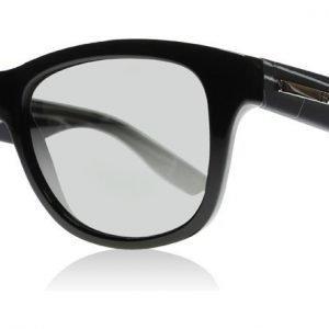 McQ 0012S 008 Musta Aurinkolasit