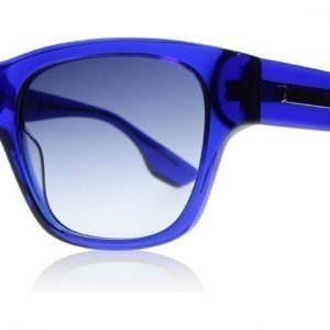 McQ 0028S 4 Sininen Aurinkolasit