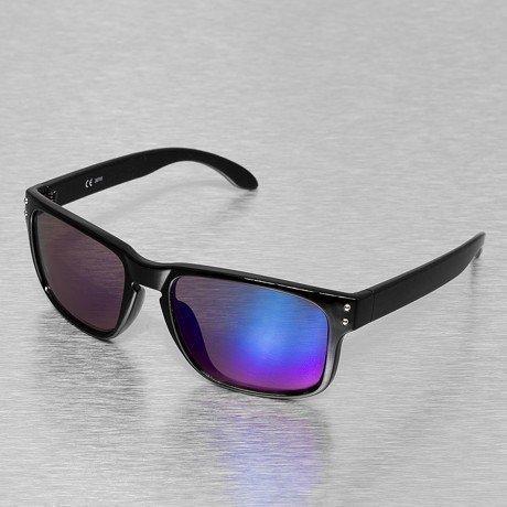 Miami Vision Aurinkolasit Musta