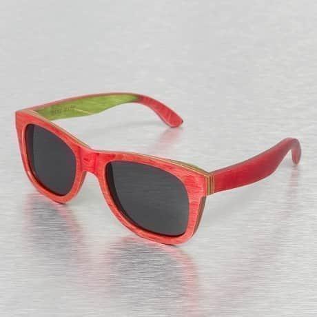 Miami Vision Aurinkolasit Punainen