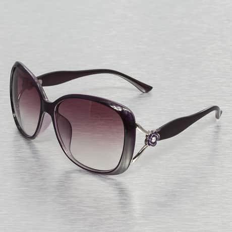 Miami Vision Aurinkolasit Purpuranpunainen
