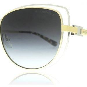Michael Kors 1013 112011 Kulta-hopea Aurinkolasit