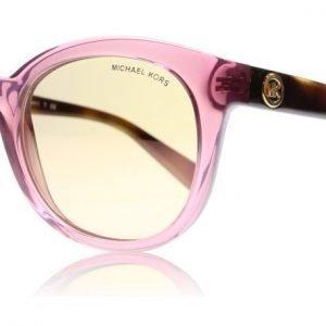 Michael Kors Champagne Beach 6019 3053R1 Vaaleanpunainen-kilpikonna Aurinkolasit