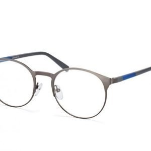 Mister Spex Collection 995 gunmetal Silmälasit