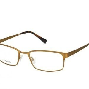 Mister Spex Collection Chrispin Titanium 3006 BWN Silmälasit