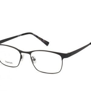 Mister Spex Collection Maxwell Titanium 3004 BLK Silmälasit