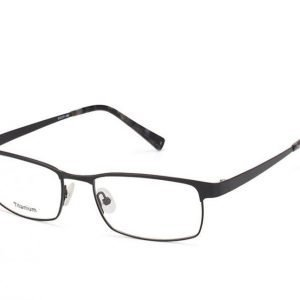 Mister Spex Collection Parton Titanium 3005 BLK Silmälasit