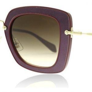 Miu Miu 07OS UFY6S1 Violetti-purppura Aurinkolasit