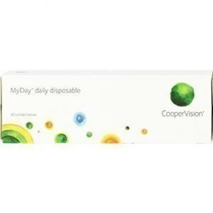 MyDay Daily Disposable 30/pkt Piilolinssit