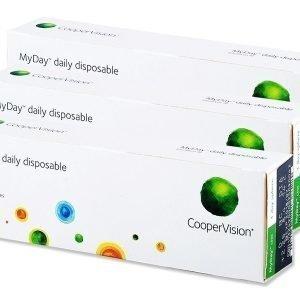 MyDay daily disposable 90kpl Kertakäyttölinssit