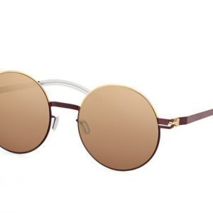 Mykita Decades Sun ALICE Gold/Burgund Aurinkolasit