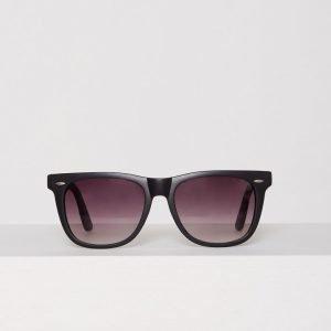 New Look Square Sunglasses Aurinkolasit Musta