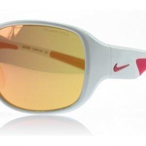 Nike Exhale EV0817 296 Valkoinen ja Vaaleanpunainen Aurinkolasit