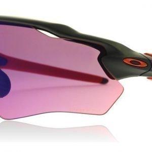 Oakley Youth OJ9001 OJ9001-06 OO9001-06 Matta musta-punainen Aurinkolasit
