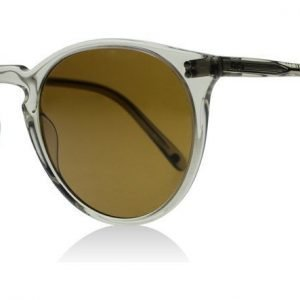 Oliver Peoples The Row O'Malley NYC 155453 Läpikuultava Oliivi Aurinkolasit