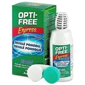 Opti-Free Express Piilolinssineste 120 ml