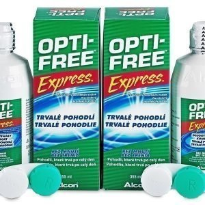 Opti-Free Express Piilolinssineste 2 x 355 ml