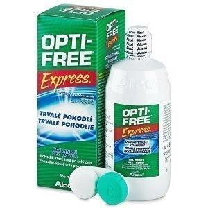 Opti-Free Express Piilolinssineste 355ml