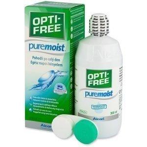 Opti-Free PureMoist Piilolinssineste 300ml