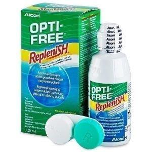 Opti-Free RepleniSH Piilolinssineste 120ml